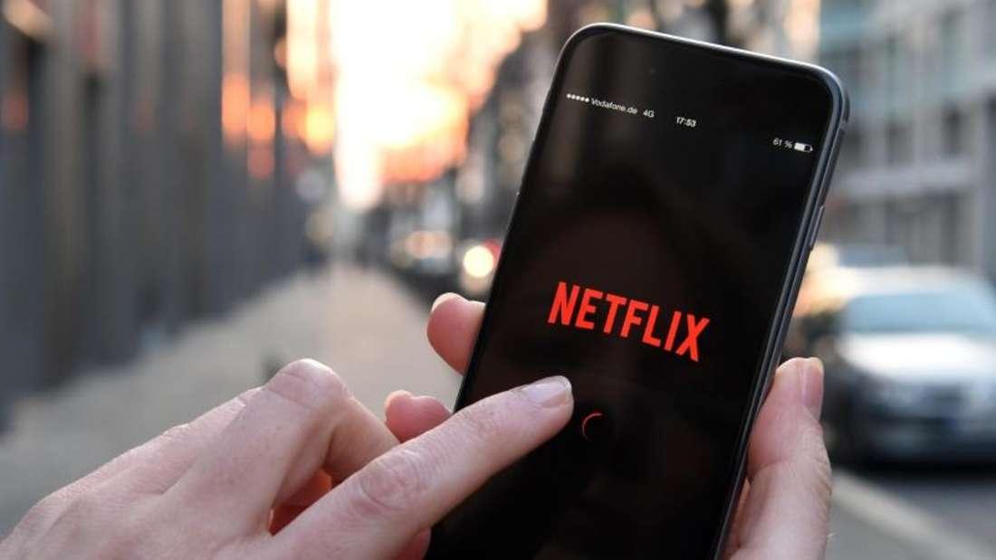 «Netflix» verteidigt seinen zweiten Platz in den iPad-Charts. Foto: Britta Pedersen/dpa-Zentralbild/dpa