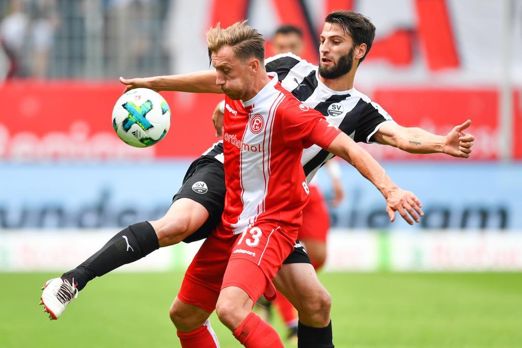 Fortuna Düsseldorf Sandhausen