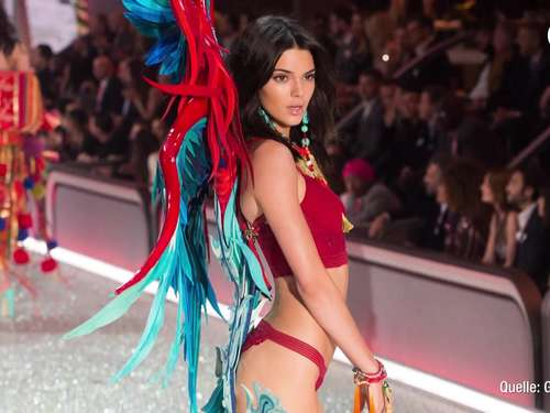 """Victoria's secret fashion show"": Darum fehlt Kendall Jenner"
