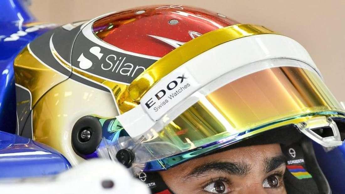 Pascal Wehrlein hat sein Formel-1-Cockpit für die Saison 2018 noch nicht sicher. Foto: Zsolt Czegledi