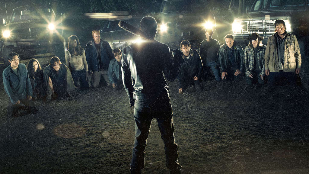 """The Walking Dead"" - Staffel 7 als deutsche Free-TV-Premiere"