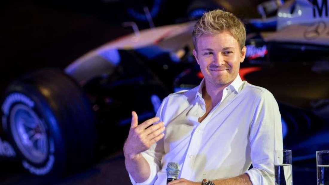 Formel-1-Weltmeister Nico Rosberg wird künftig Robert Kubica beraten. Foto: Sebastian Gollnow