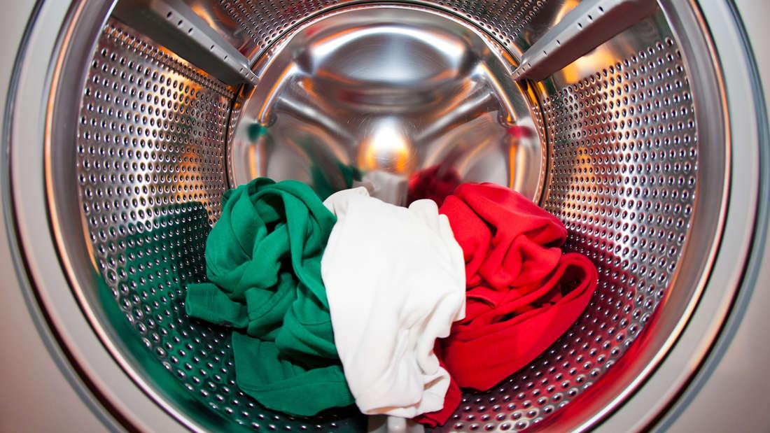 Wäscheleine statt Trockner: In den Sommermonaten trocknet die Wäsche genauso gut an der Luft - und verbraucht dabei keine Energie. Ersparnis: rund 20 Euro pro Jahr.
