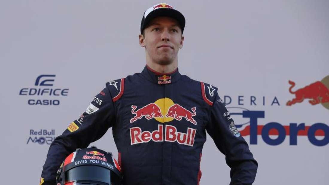 Muss sein Cockpit bei Toro Rosso räumen: Daniil Kwjat.