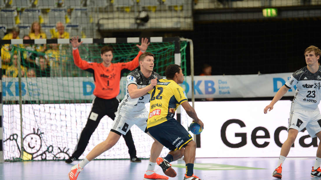 Rhein-Neckar Löwen gewinnen Heimspiel gegen THW Kiel.