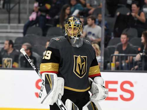 NHL-Premiere in Trauer: Vegas Golden Knights gehen an den Start