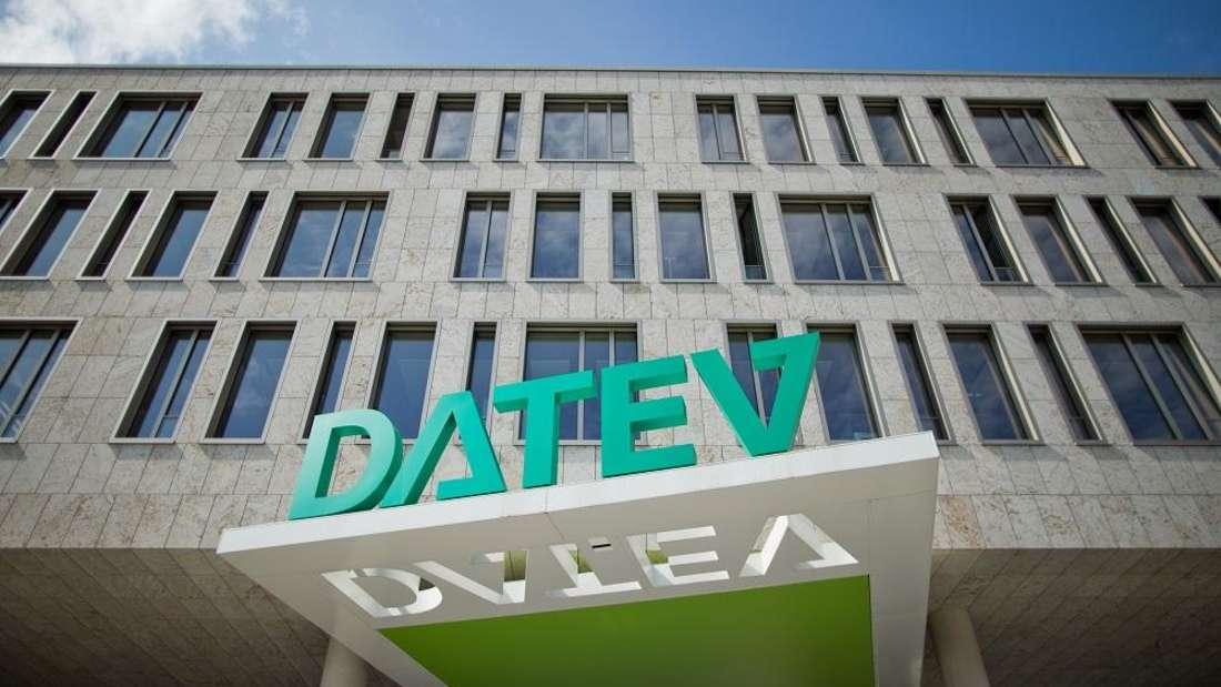 Platz 2: DATEV (Software & IT) - Bewertung der Vergütung & Zusatzleistungen: 4,6.