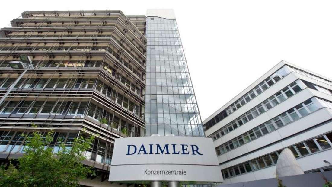 Platz 15: Daimler - Bewertung der Vergütung & Zusatzleistungen: 4,3.
