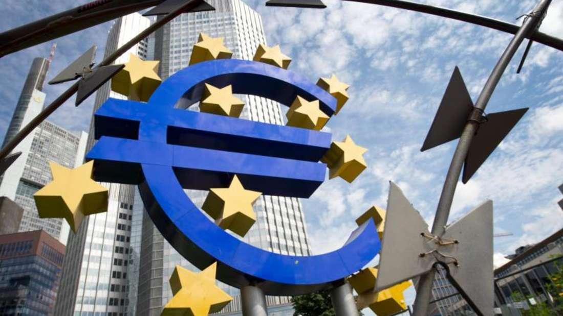 Platz 3: Europäische Zentralbank - Bewertung der Vergütung & Zusatzleistungen: 4,6.