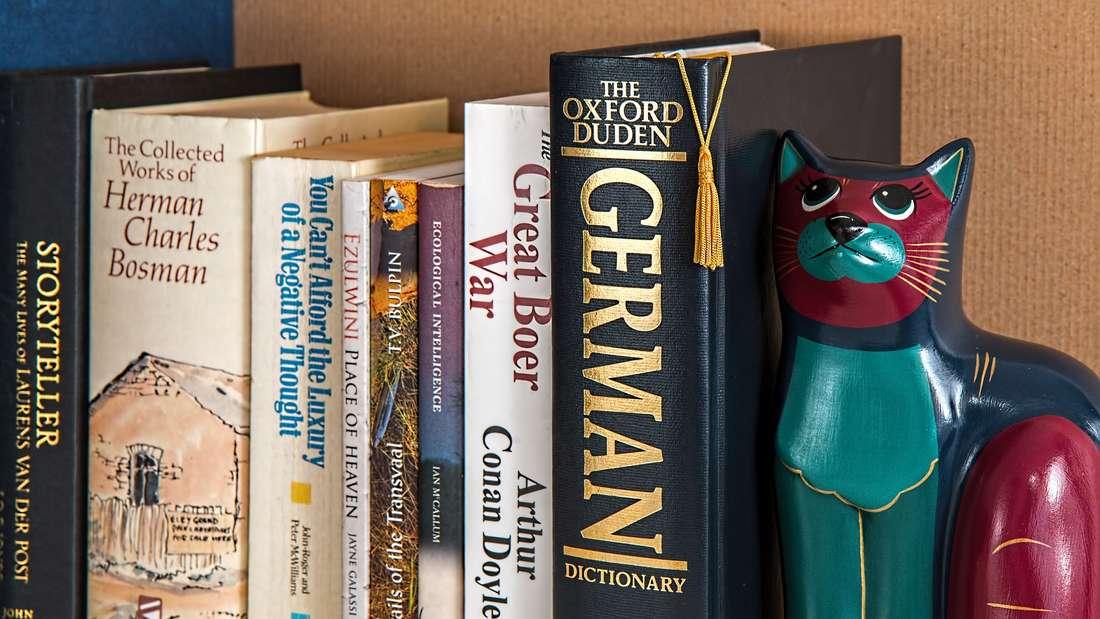 Wer seine Büchersammlung schon länger nicht mehr besucht hat, wird schnell feststellen, dass sich einiges an Staub gesammelt hat. Die Oberflächen zu reinigen, ist oft sehr lästig - sollte aber erledigt werden.