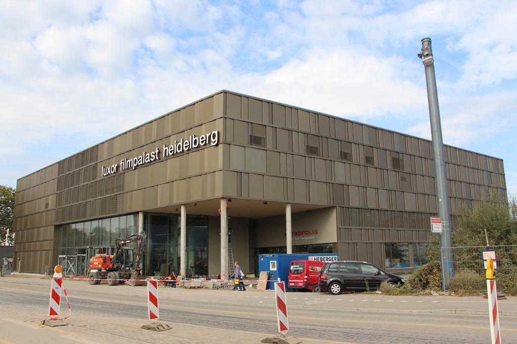 Kino Heidelberg Bahnstadt