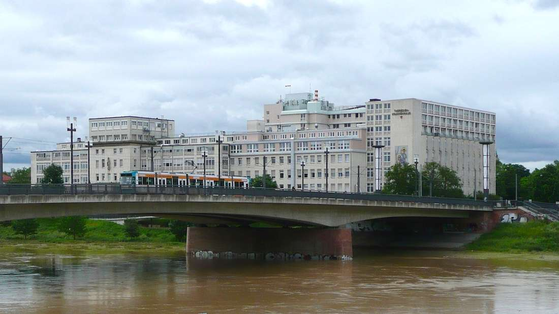 Das Theresienkrankenhaus und die St. Hedwig-Klinik in Mannheim sollen an die BBT verkauft werden. (C) MANNHEIM24/Peter Kiefer