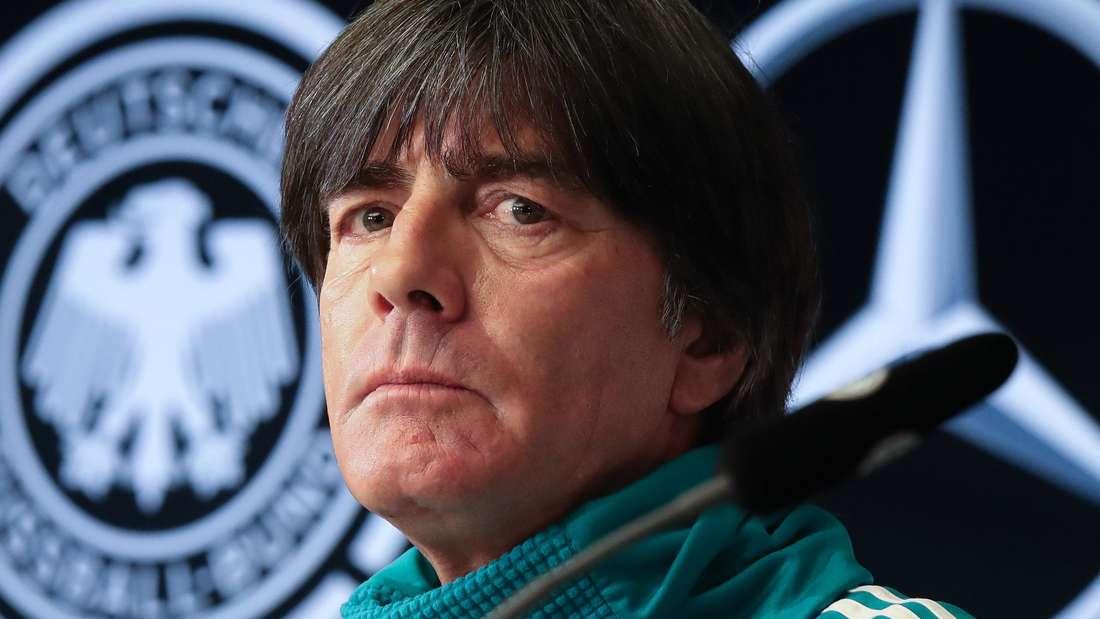 Joachim Löw verriet auf der DFB-PK, wer gegen Frankreich im Tor stehen wird.