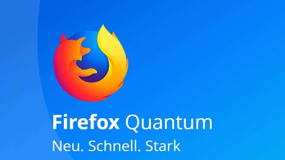 Neues Logo für das Firefox Update Quantum.