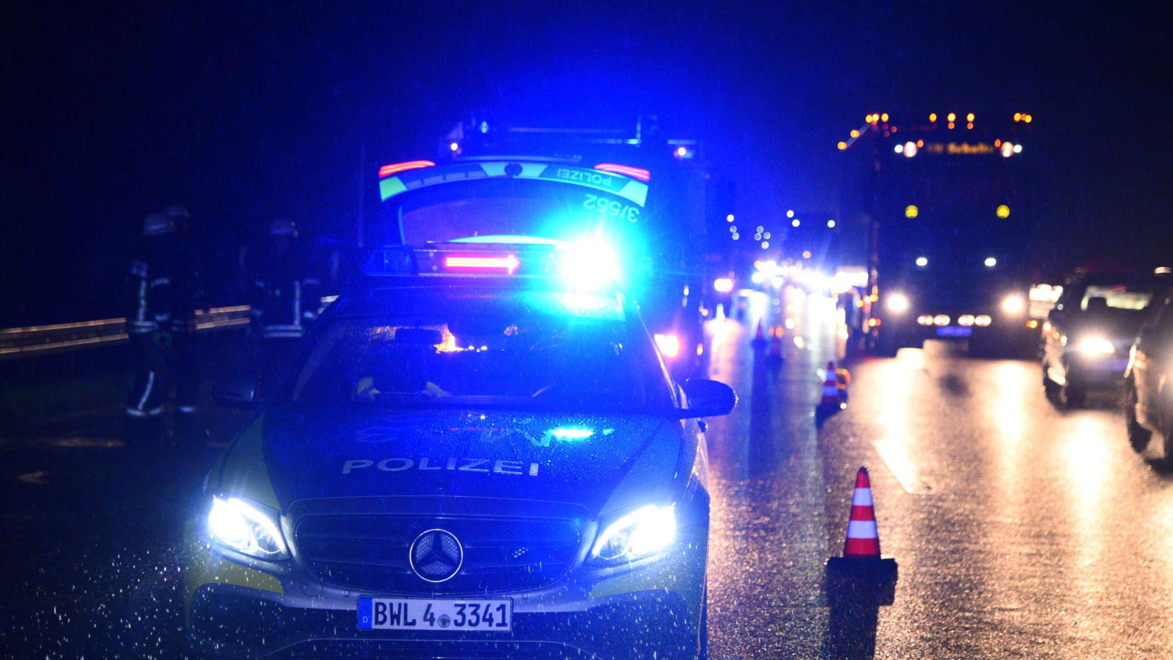 Mannheim24 blaulicht