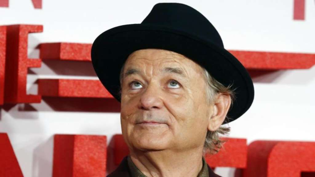 "Bill Murray bei der Premiere von ""The Monuments Men""2014 in London. Foto: Tal Cohen"