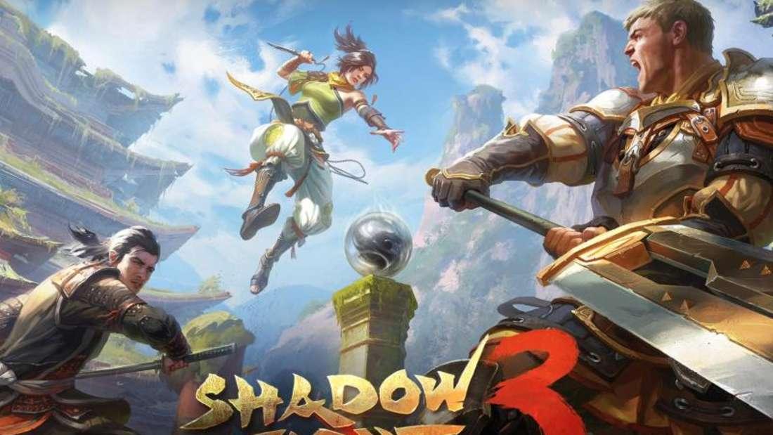 «Shadow Fight 3» erfreut sich momentan auf Apples Tablets großer Beliebtheit. Das RPG-Kampfspiel ist kostenlos verfügbar. Foto: Nekki/dpa
