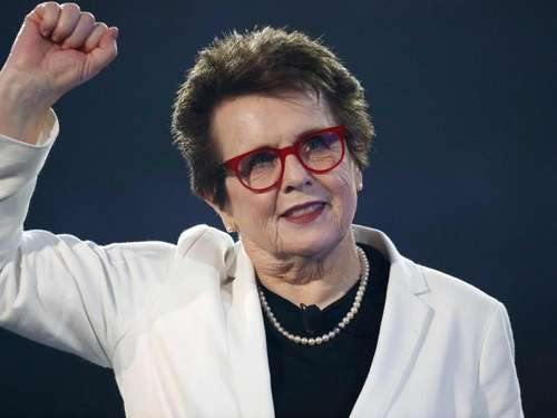 Billie Jean King bewundert Angela Merkel