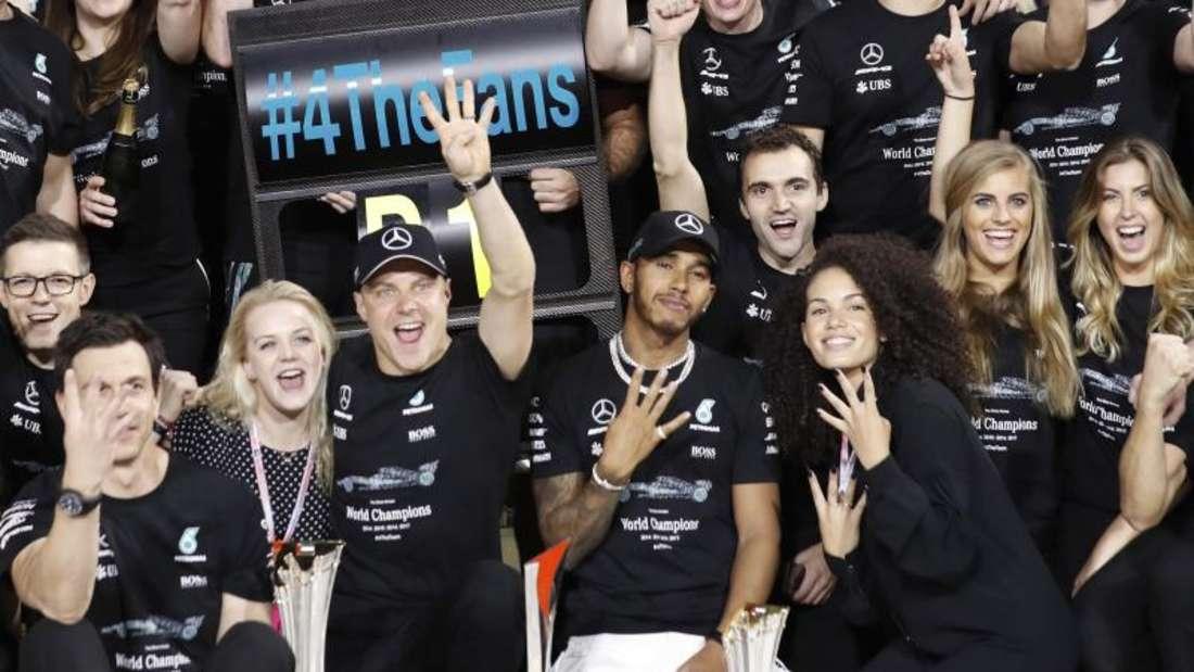 Die Formel 1 verabschiedet sich in eine viermonatige Rennpause. Foto: Hassan Amma