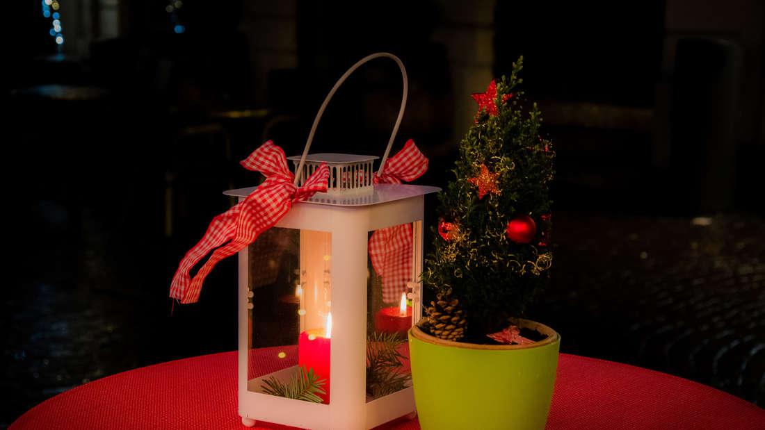 So schön leuchtet der Heidelberger Weihnachtmarkt bei der Eröffnung am 27. November.