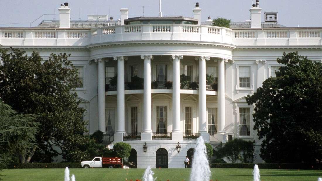 Zahlreiche Amerikaner erschauern momentan vor der diesjährigen Weihnachtsdeko im Weißen Haus.