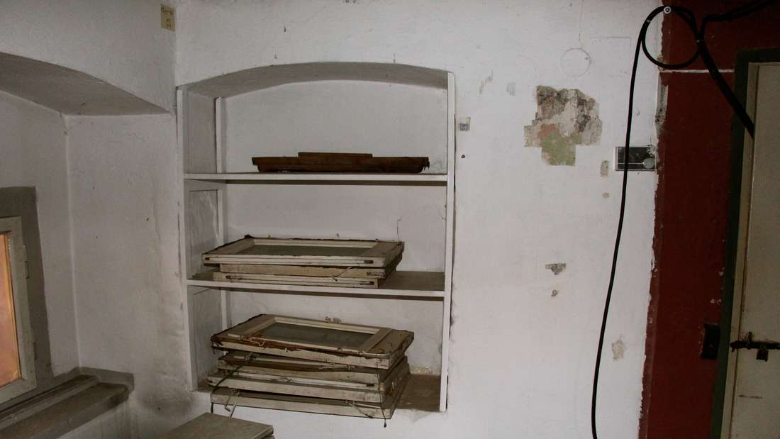 Einzigartige Bilder der Wohnung über der Alten Brücke