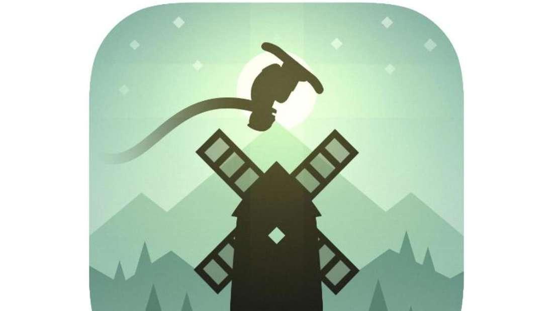 Ganz oben in den Spielecharts: «Alto's Adventure». Foto: Appstore von Apple/dpa