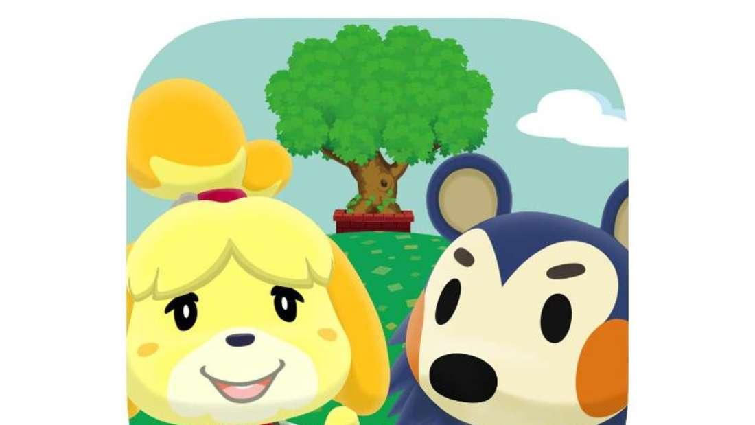 Erfolgreich unter den Top-Apps: «Animal Crossing: Pocket Camp». Foto: Appstore von Apple/dpa