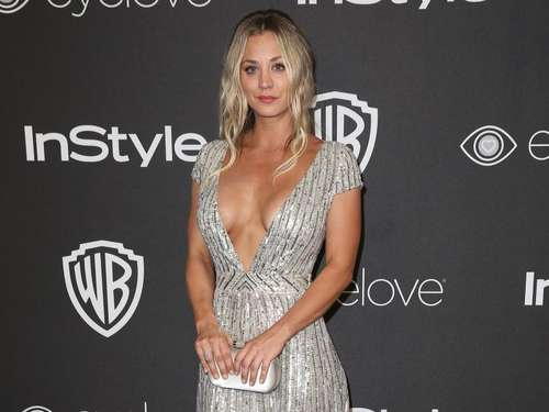 """The Big Bang Theory""-Star Kaley Cuoco verlobt"