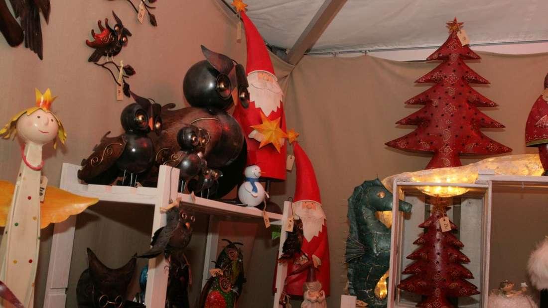 7. Kurfürstlicher Weihnachtsmarkt in Schlossgarten Schwetzingen eröffnet
