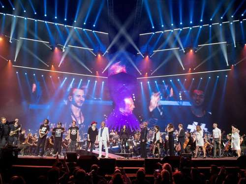 """Night of the Proms"" begeistern in Hamburg"