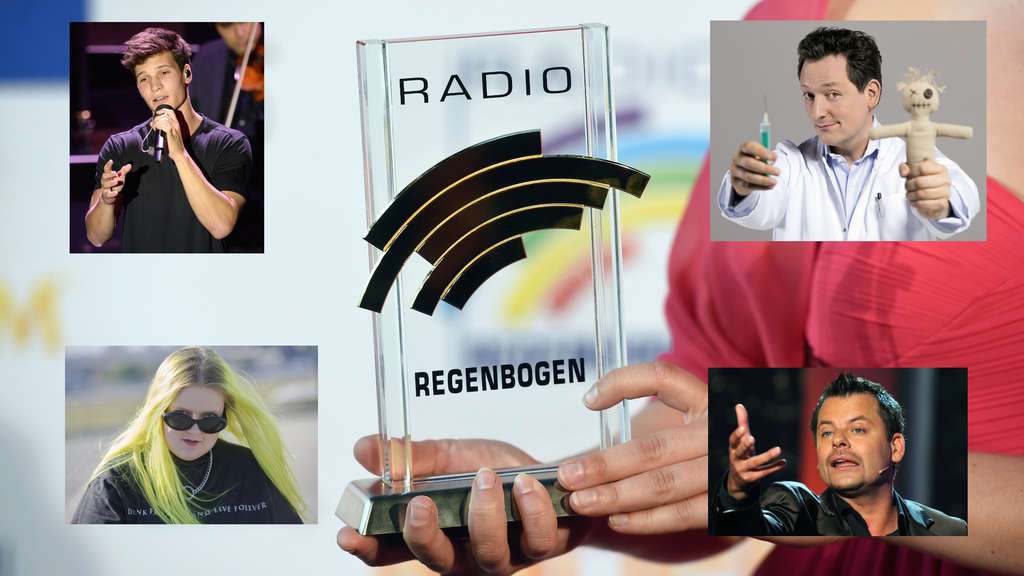 (Inter-)national renommiert: der Radio Regenbogen Award.