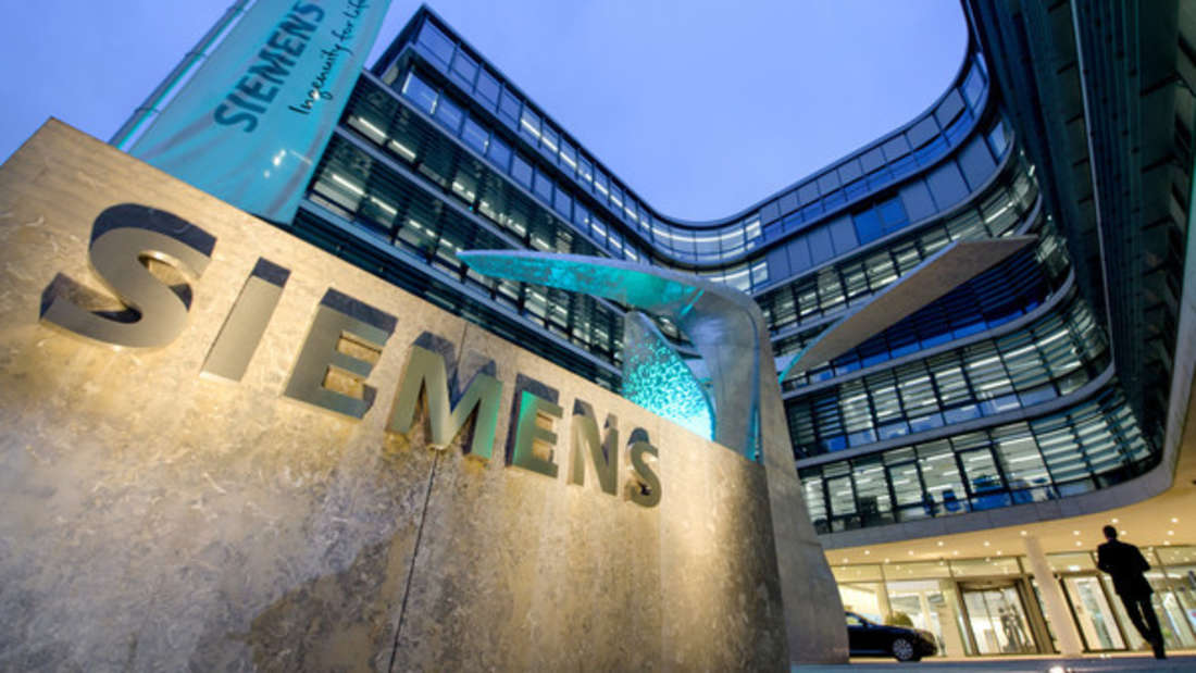 Platz 11: Siemens