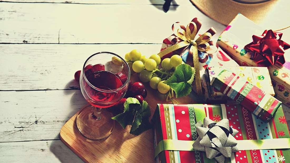 An Weihnachten müssen zahlreiche Pakete versandt werden.