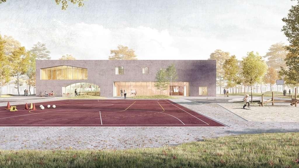 heidelberg s dstadt architektenwettbewerb f r neubau des. Black Bedroom Furniture Sets. Home Design Ideas