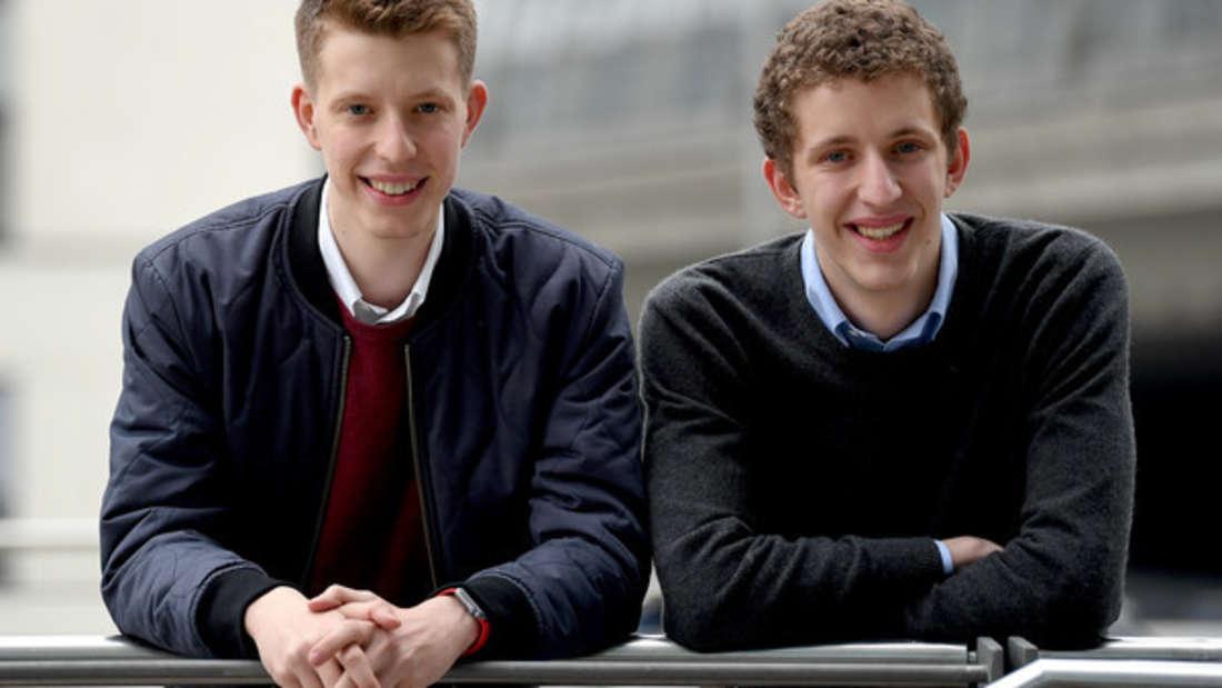 Die Brüder Maxim und Raphael Nitsche begeisterten in der zweiten DHDL-Staffel mit ihrer App Math42- dennoch haben sie es jetzt alleine nach ganz oben geschafft.