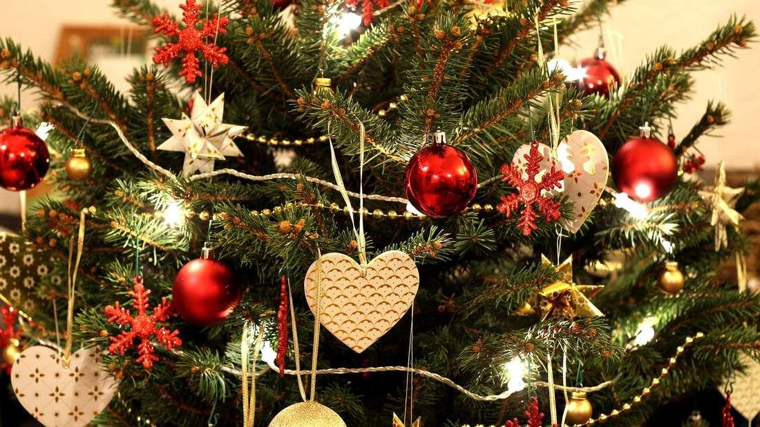 Kerzen und Lichterketten so weit das Auge reicht - doch einige Dinge müssen Sie an Weihnachten beachten.