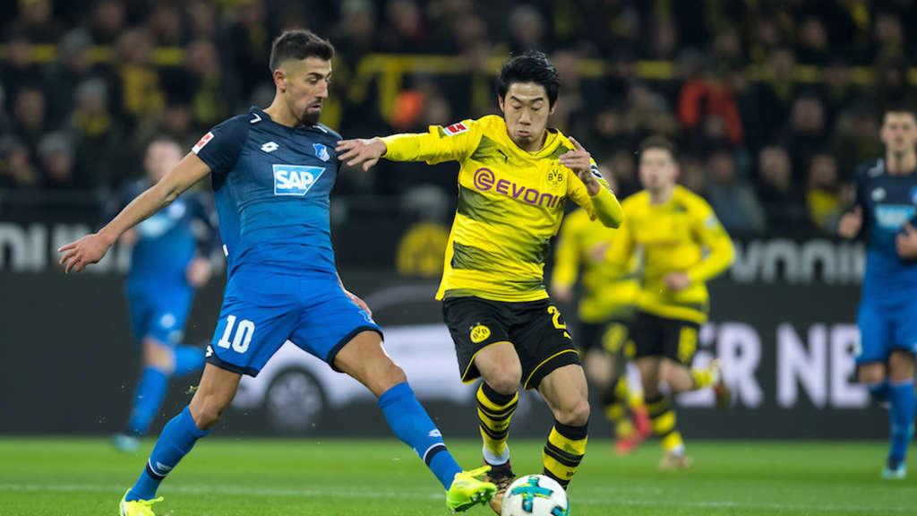Dortmund Gegen Hoffenheim Live