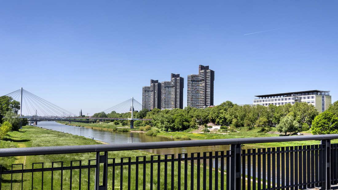 In Mannheim werden derzeit zahlreiche Flächen für den Bau neuer Immobilien erschlossen.