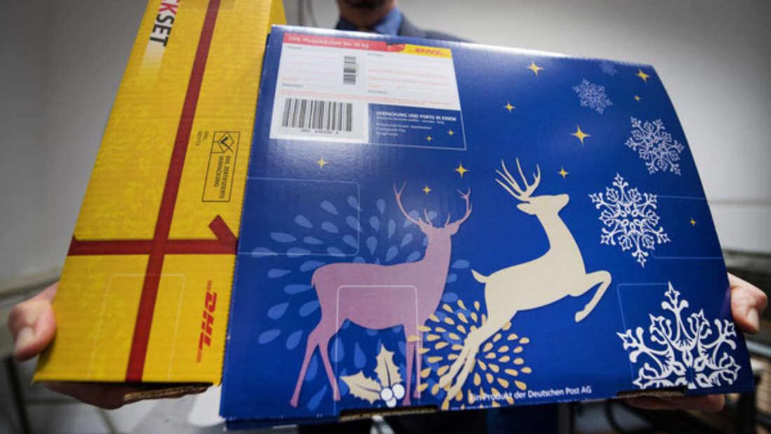 Viele Deutsche sind noch mit dem Kauf der Weihnachtsgeschenke beschäftigt.