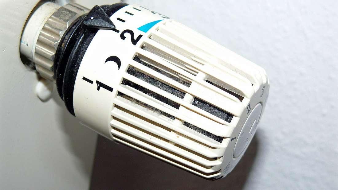 Zahlen und Symbole auf dem Thermostat- was bedeuten sie?