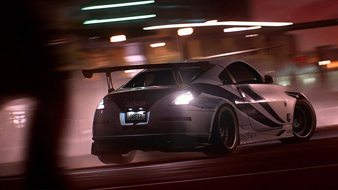 """Screenshot aus """"Need for Speed Payback""""."""