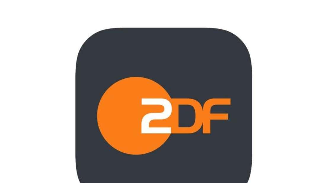 Das ZDF-Logo auf weißem Hintergrund. Foto:App-Store von Apple