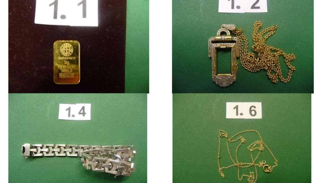Die Polizei sucht die Besitzer dieser (und vieler weiterer) Gegenstände.