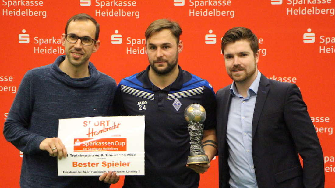 SV Sandhausen gewinnt SparkassenCup 2018.