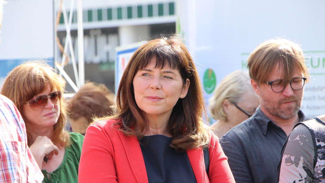 Jutta Steinruck ist Oberbürgermeisterin von Ludwigshafen