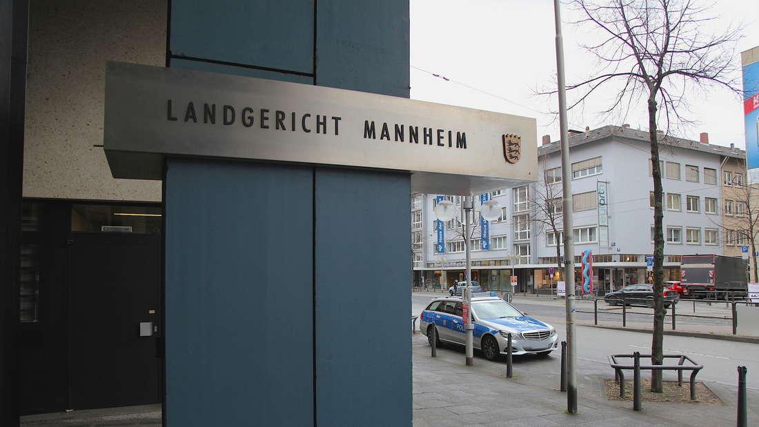 Das Landgericht Mannheim