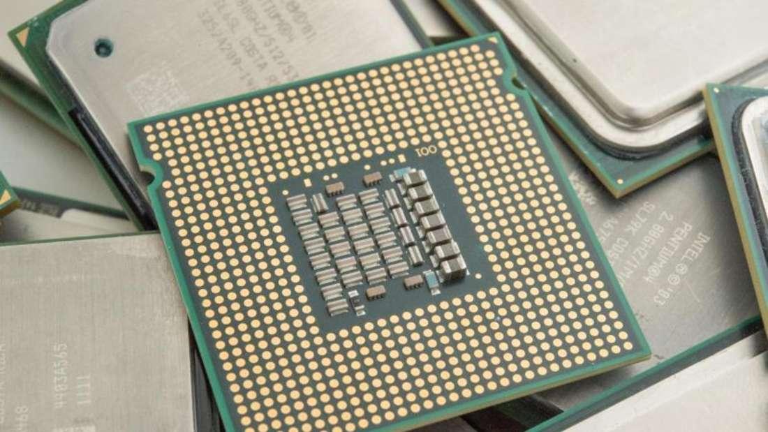 Ist der Prozessor von Sicherheitslücken betroffen? Das lässt sich mit dem Freeware-Tool «Spectre Meltdown CPU Checker» schnell herausfinden. Foto: Karolin Krämer/dpa-tmn
