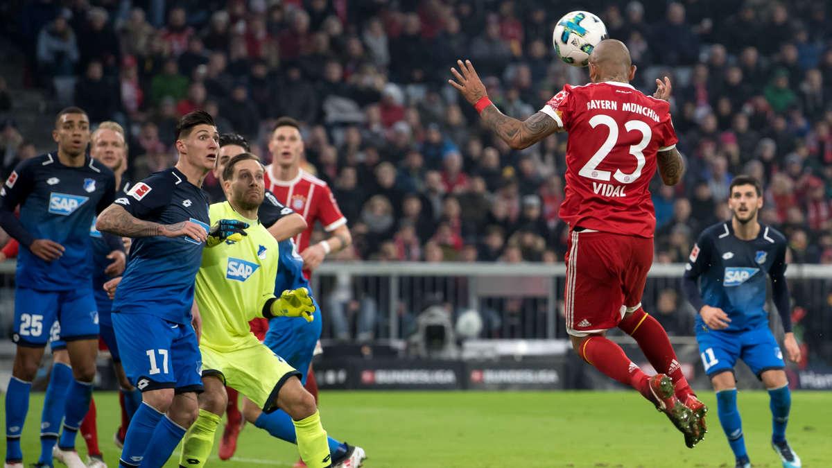 Tsg Hoffenheim Gegen Bayern MГјnchen