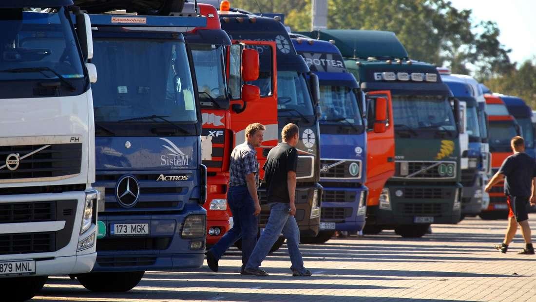 Platz 10:Berufskraftfahrer/-in mit einemdurchschnittlichen Jahresgehalt von 28.775 Euro.